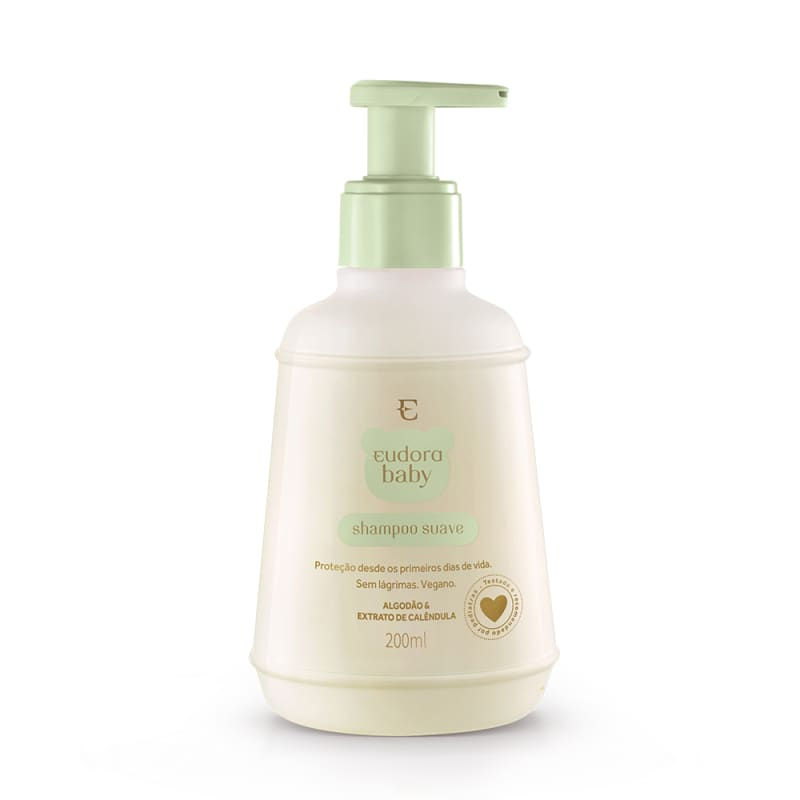 Eudora Baby Shampoo 200ml