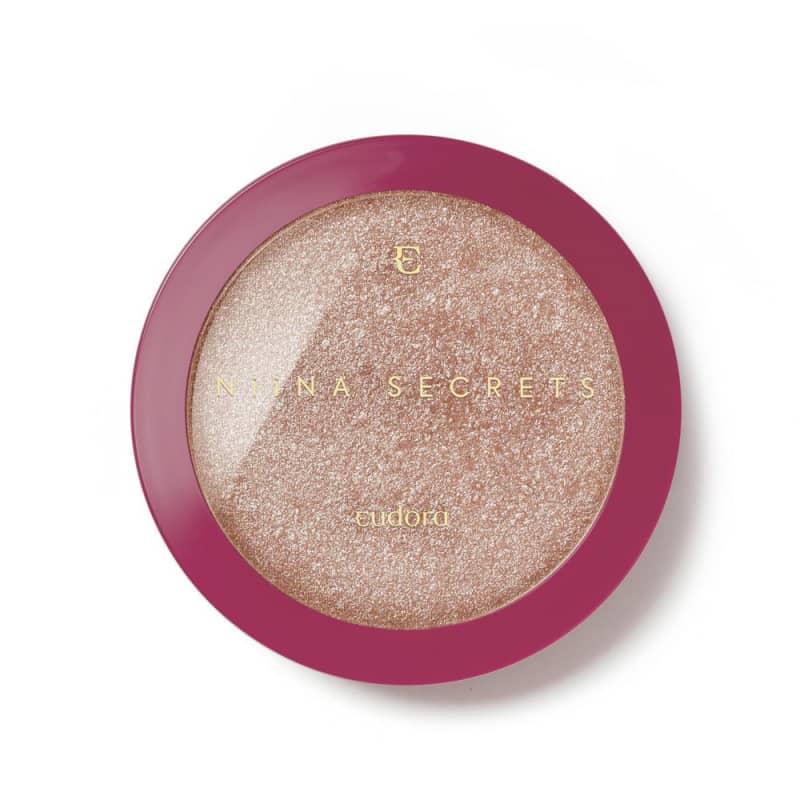 Iluminador Power Glow Niina Secrets Rosé 10g