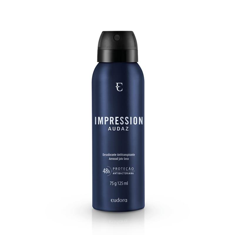 Desodorante Antitranspirante Impression Audaz 125ml