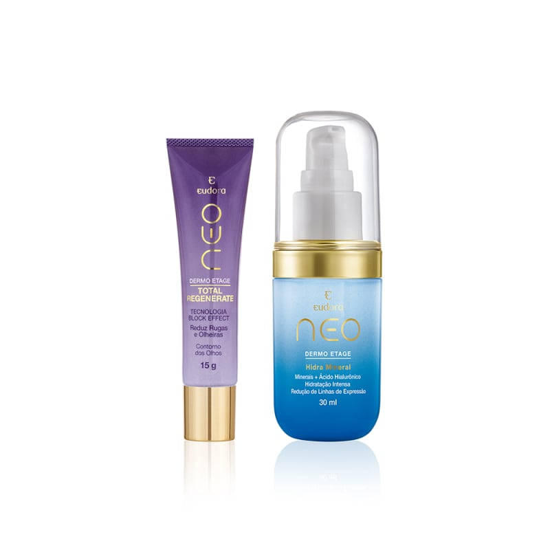 Kit Neo Hidra Mineral + Contorno dos Olhos