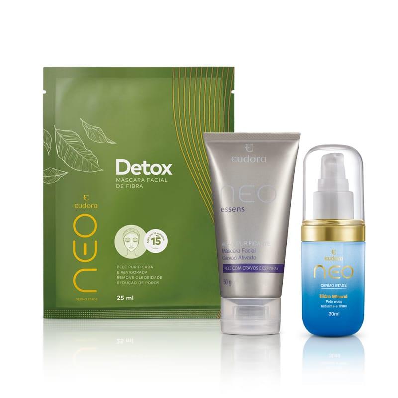 Kit Skincare Detox
