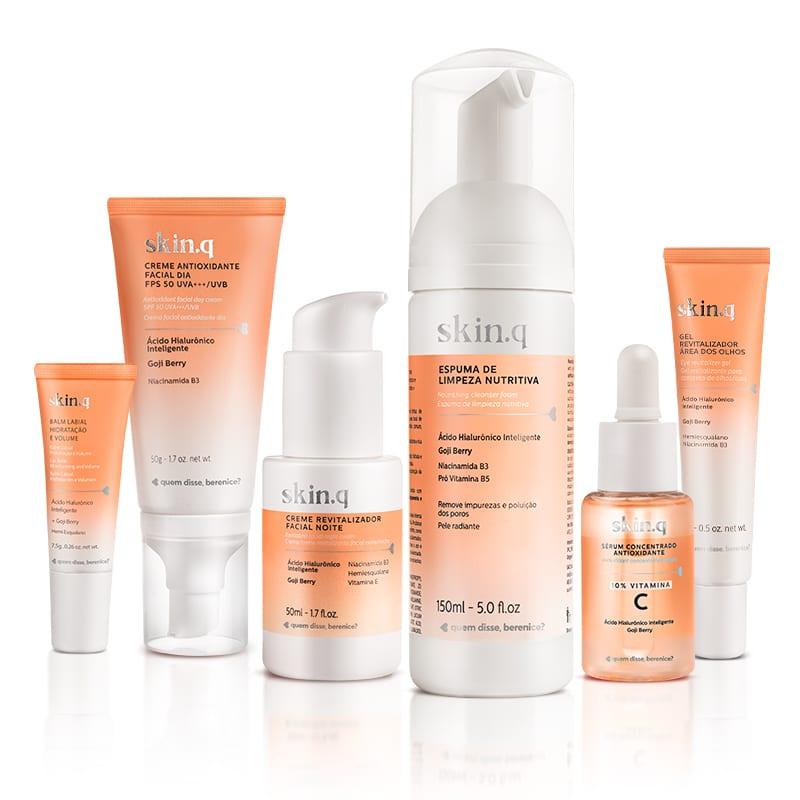 Kit Skin.q Cuidados Completo