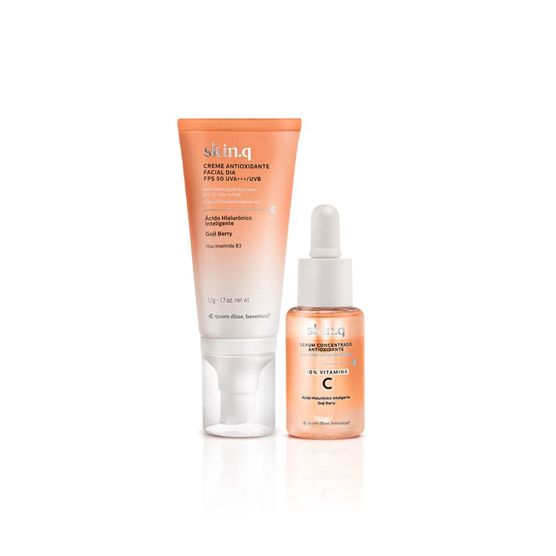 Kit Skin.q Ação Antioxidante