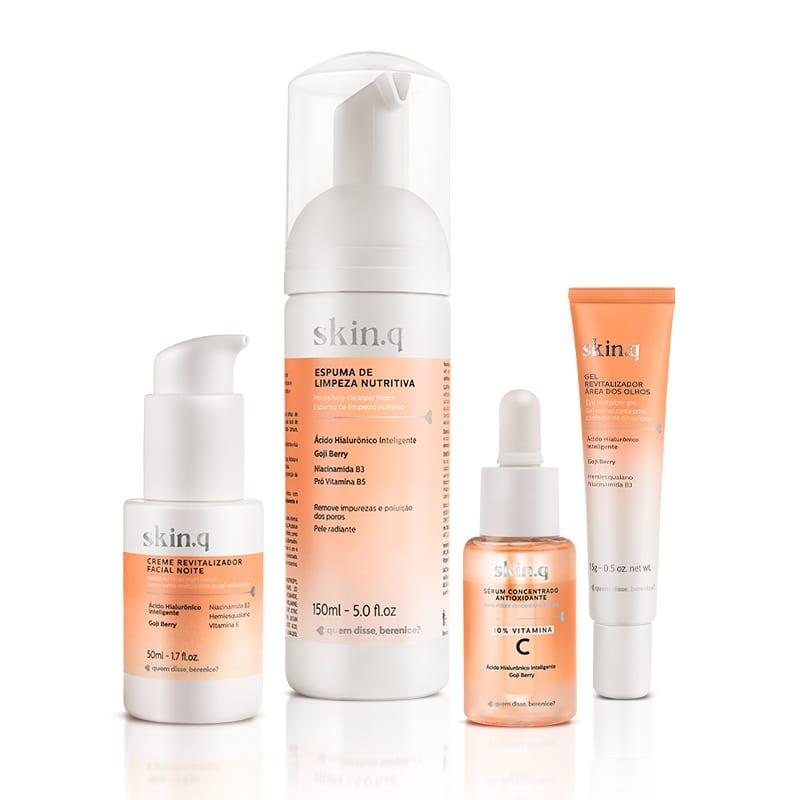 Kit Skin.q Noite - Tratamento Complexo