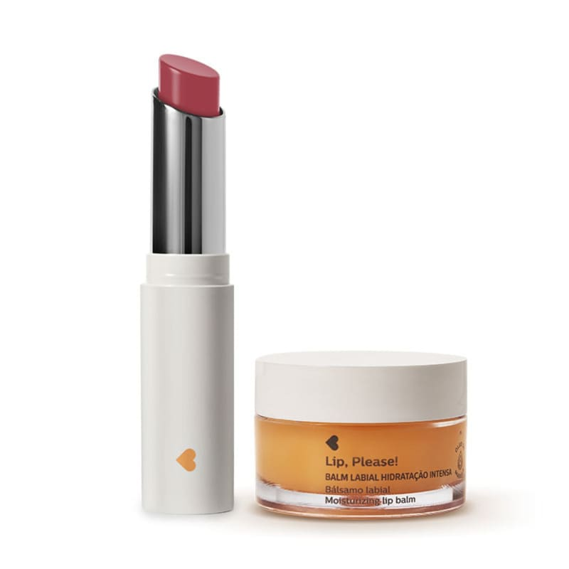 Kit Lip, Please! Hidratação com Nutrirubi