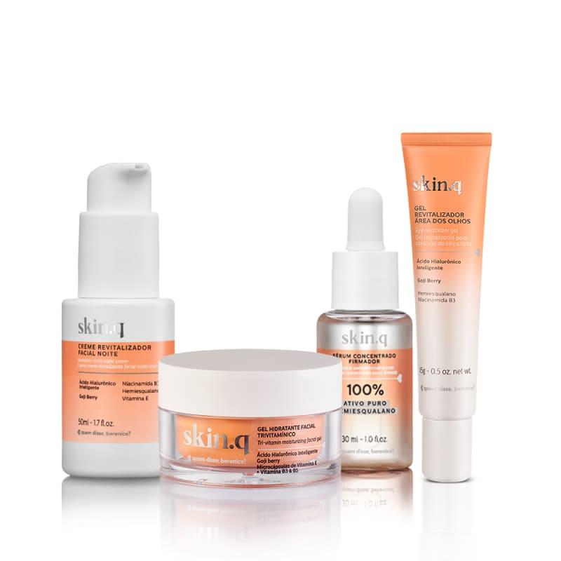 Kit Skin.q Boom de Hidratação Facial