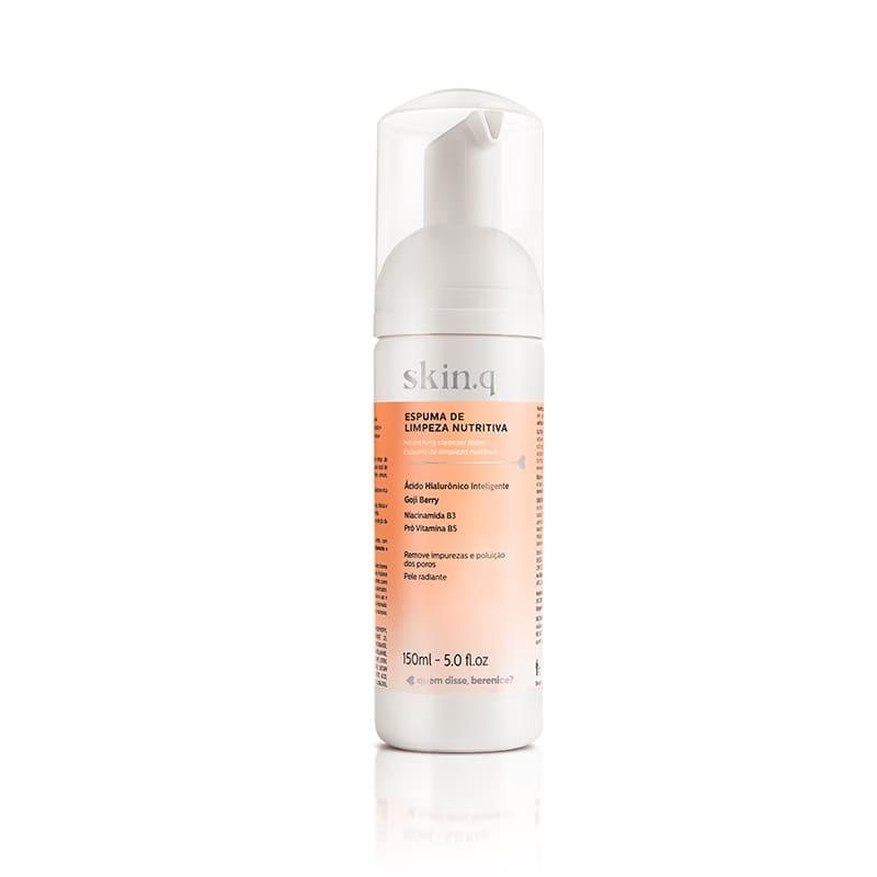 Skin.q Espuma de Limpeza Nutritiva