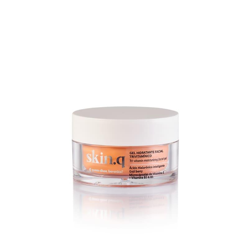 Gel Hidratante Facial Trivitaminico 50g
