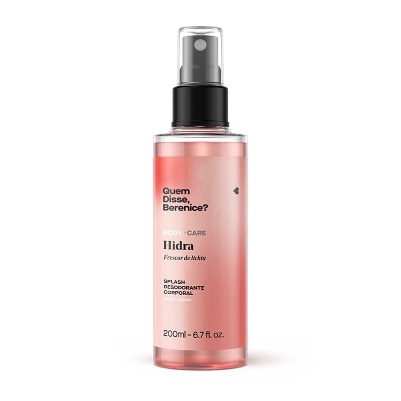 Hidra Splash Lichia Desodorante Colonia 200ml