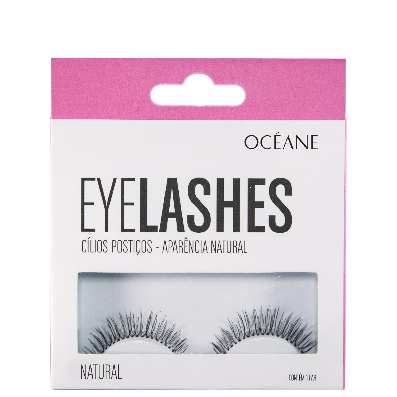 Eyelashes - Cílios Postiços Natural