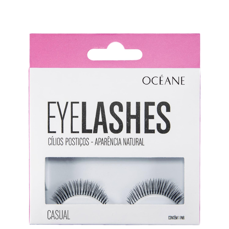 Eyelashes - Cílios Postiços Casual