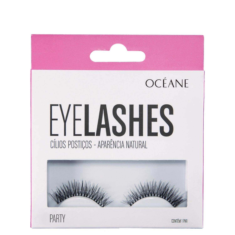 Eyelashes - Cílios Postiços Party