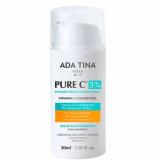 Ada Tina Pure C 5% - Emulsão Facial 30ml