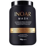 Inoar Mask Profissional - Máscara de Tratamento 1000g