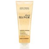 John Frieda Sheer Blonde Highlight Activating Enhancing Shampoo Darker Blondes - 250ml