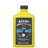 Lola Cosmetics Curly Wurly Low Poo - Shampoo 230ml