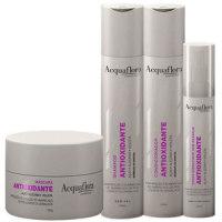 Acquaflora Antioxidante Normais ou Mistos Kit Completo (4 Produtos)