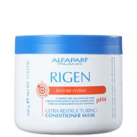 Alfaparf Rigen Restore System Ultra Restructuring Conditioner Mask - Máscara de Tratamento 500g