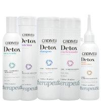 Cadiveu Professional Detox Therapeutic Care Kit (5 Produtos)