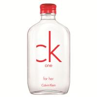 Calvin Klein CK One Red Edition for Her Perfume Feminino - Eau de Toilette 100ml