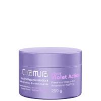 C.Kamura Silver Violet Action - Máscara de Tratamento 250g