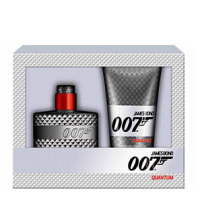 James Bond Conjunto Masculino Quantum - Eau de Toilette 50ml + Gel de Banho 150ml