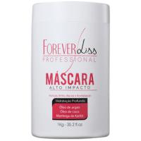 Forever Liss Professional Alto Impacto - Máscara de Hidratação 1000g