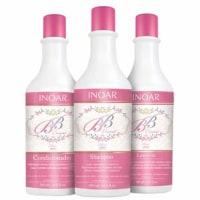 Inoar BB Cream Hair Kit (3 Produtos)