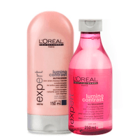 L'Oréal Professionnel Lumino Contrast Duo Kit (2 Produtos)