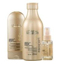 L'Oréal Professionnel Absolut Repair Cortex Lipidium Trio Kit (3 Produtos)