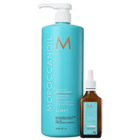 Moroccanoil Clarifying Kit (2 Produtos)