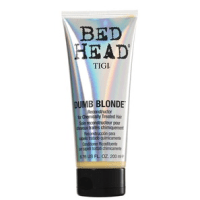 TIGI Bed Head Dumb Blonde Reconstructor for Chemically Treated Hair - Condicionador 200ml