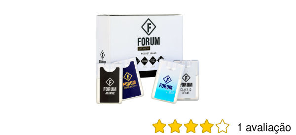 Conjunto All Jeans Pocket Forum Unissex  1d9781a889242