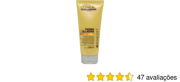 df415407d L´oréal Professionnel Absolut Repair Thermo Cell Repair - Tratamento  Leave-in 200ml na Beleza na Web