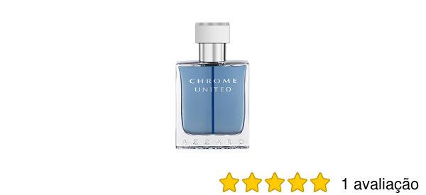 3f726362c9 Chrome United Azzaro - Perfume Masculino