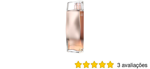 Leau Kenzo Intense Kenzo Perfume Feminino Beleza Na Web