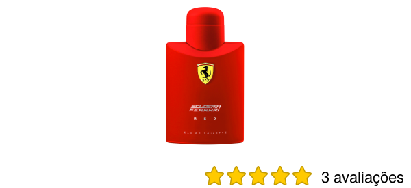 6ef5d31cda Scuderia Ferrari Red - Perfume Masculino | Beleza na Web