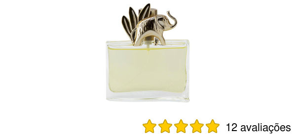 Jungle Lelephant Kenzo Perfume Feminino Beleza Na Web