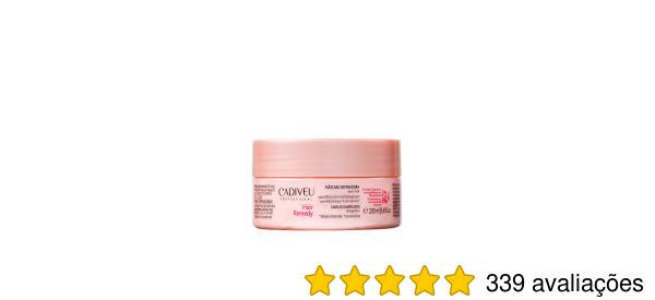 e6a8d416b Máscara Cadiveu Hair Remedy 200ml