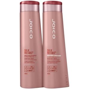 Joico Silk Result Smoothing Fine/Normal Hair Kit (2 Produtos)
