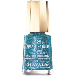 Mavala Mini Color Sparkling Blue