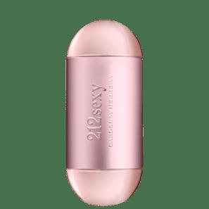 212 Sexy Carolina Herrera Eau de Parfum - Perfume Feminino 60ml
