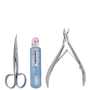 Tweezerman Rockhard Zip Kit (3 Produtos)