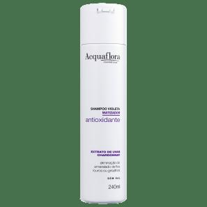 Acquaflora Antioxidante Violeta - Shampoo Matizador 240ml
