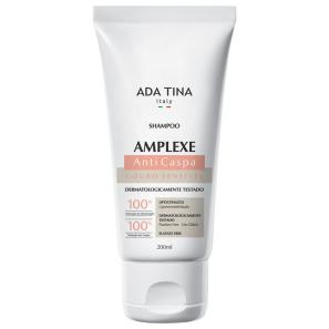 Ada Tina Amplexe Anticaspa Couro Sensível - Shampoo 200ml