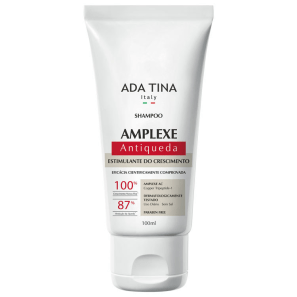 Ada Tina Amplexe - Shampoo Antiqueda 100ml