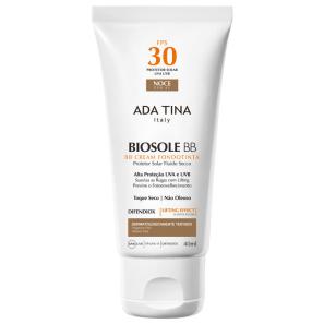 Ada Tina Biosole BB Cream FPS30 Noce - Protetor Facial com Cor 40ml