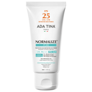Ada Tina Normalize Pore FPS 25 - Protetor Solar Facial 50ml