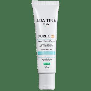 Ada Tina Pure C 20 - Emulsão Anti-Idade Concentrada 30ml