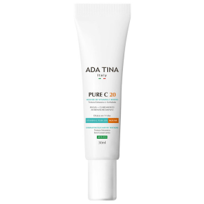 Ada Tina Pure C 20 - Mousse Anti-Idade 30ml